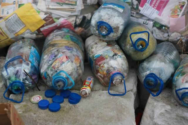 Как в домашних условиях переработать пластиковые бутылки 544